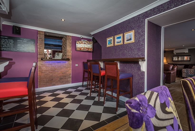 Duke of Normandie Piglet-Bar for Private Event Hire 2
