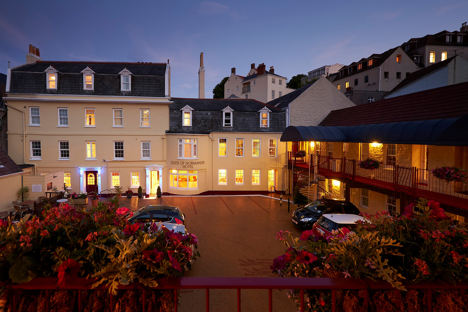 The Duke Of Normandie Hotel Best 3 Star Hotel In Guernsey Duke Of Normandie Hotel